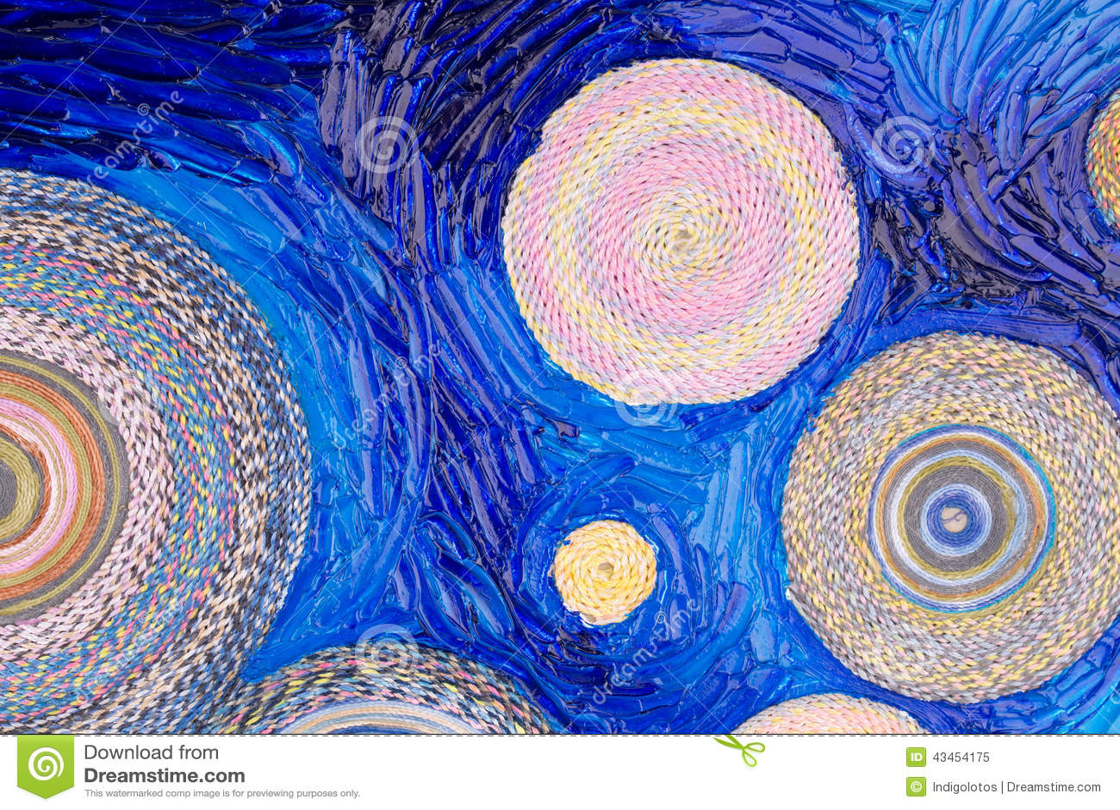 cirkels schilderen