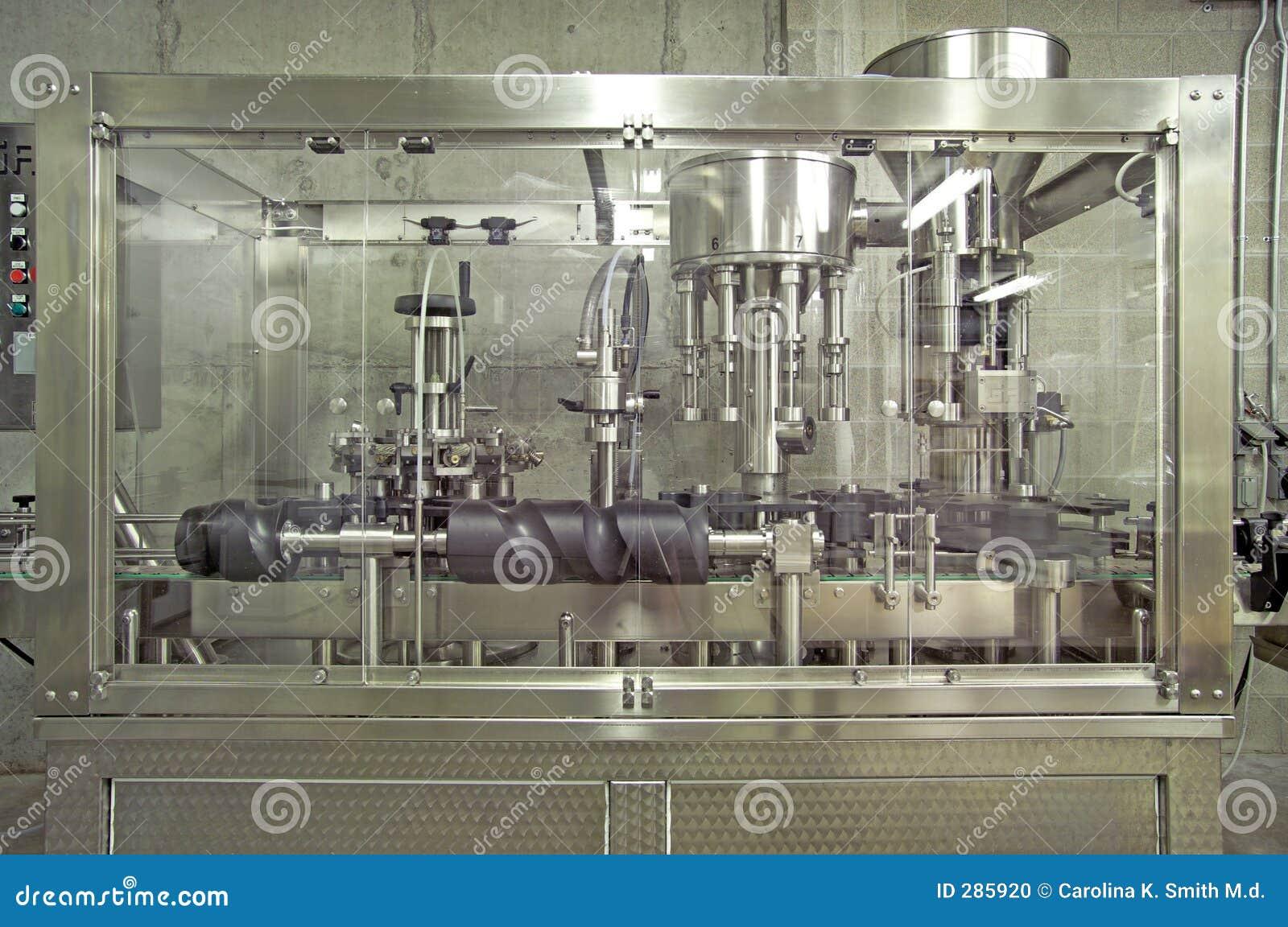 Het Afdekken van de Bottelaar van de wijnmakerij Machine