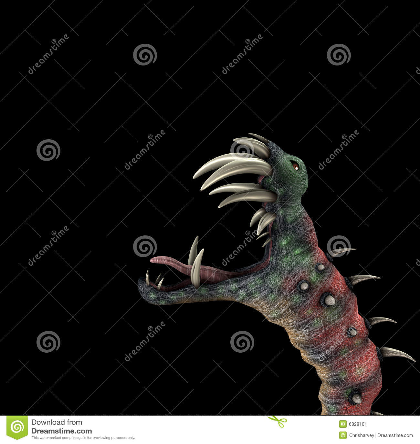 Het afschuwelijke Monster van Halloween