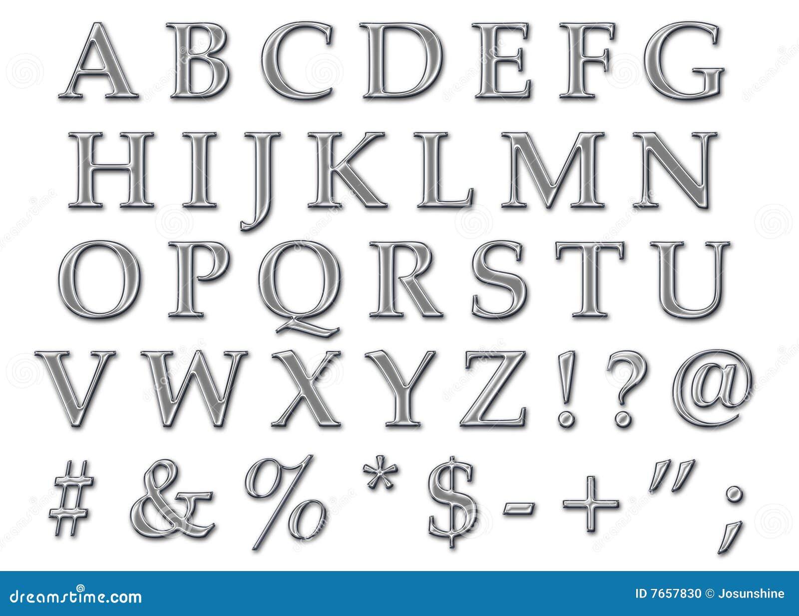 Decorative Door Letters