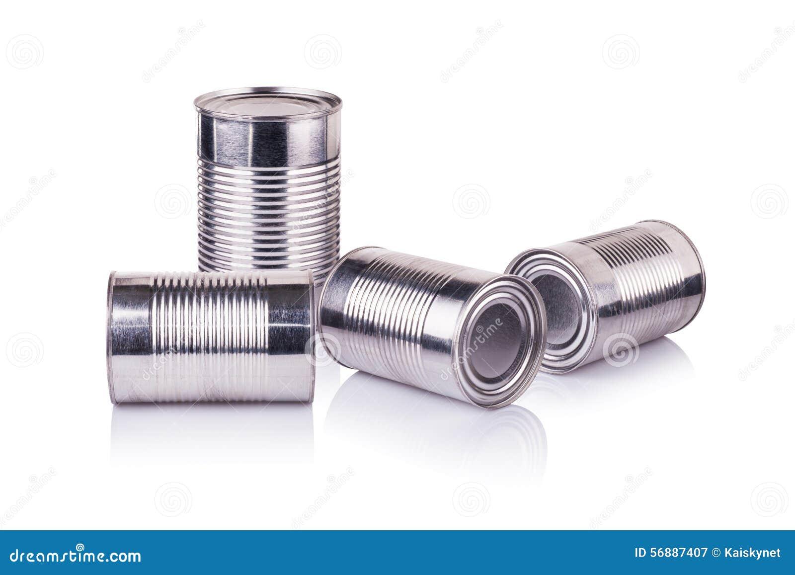 Het aluminium kan op een witte achtergrond