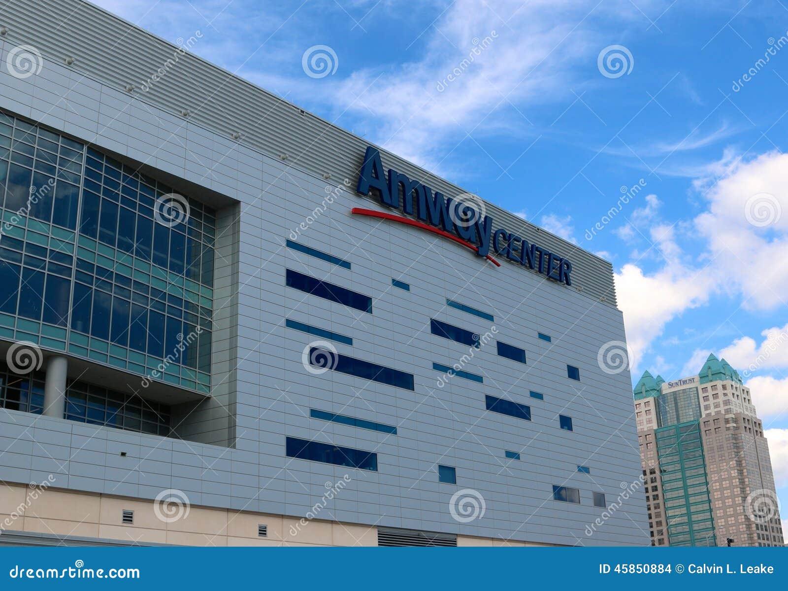Het Amway-Centrum, Orlando, Florida