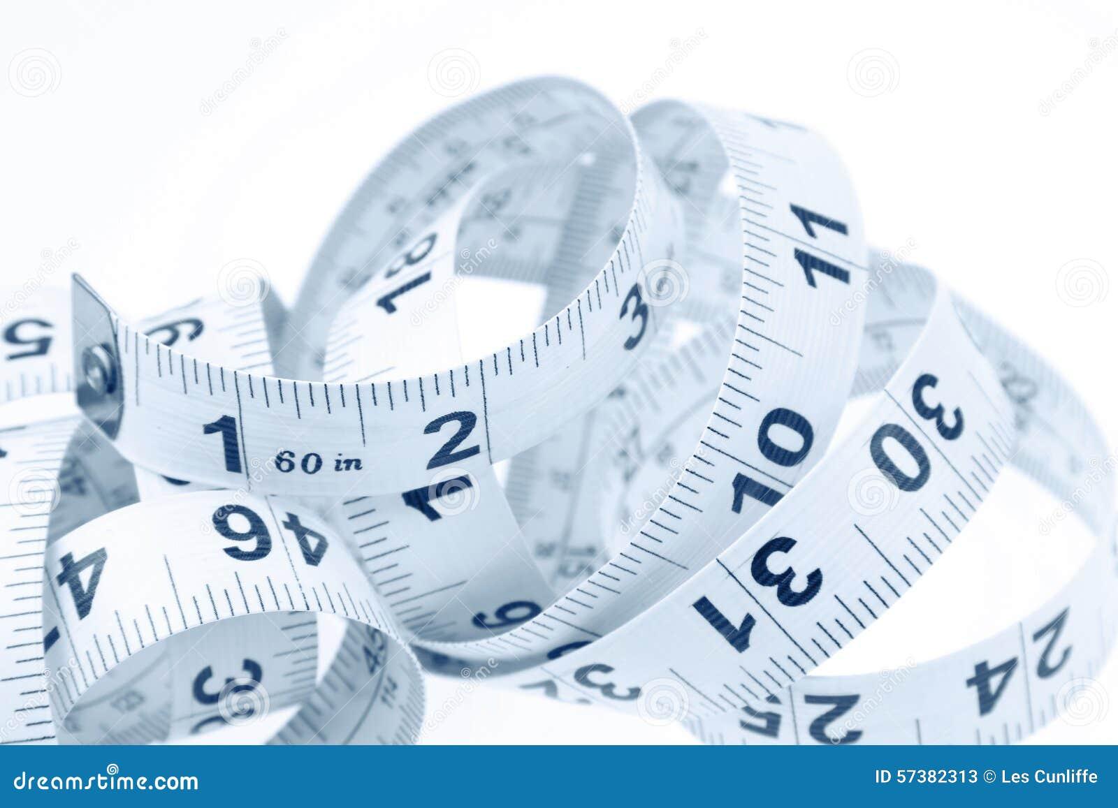 Het apparaat voorgenomen voor meting van lengte
