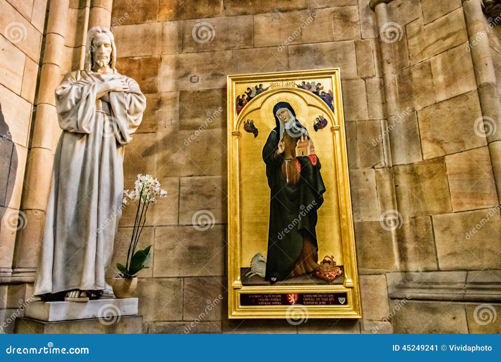 Het art. van heilige Vitus Cathedral