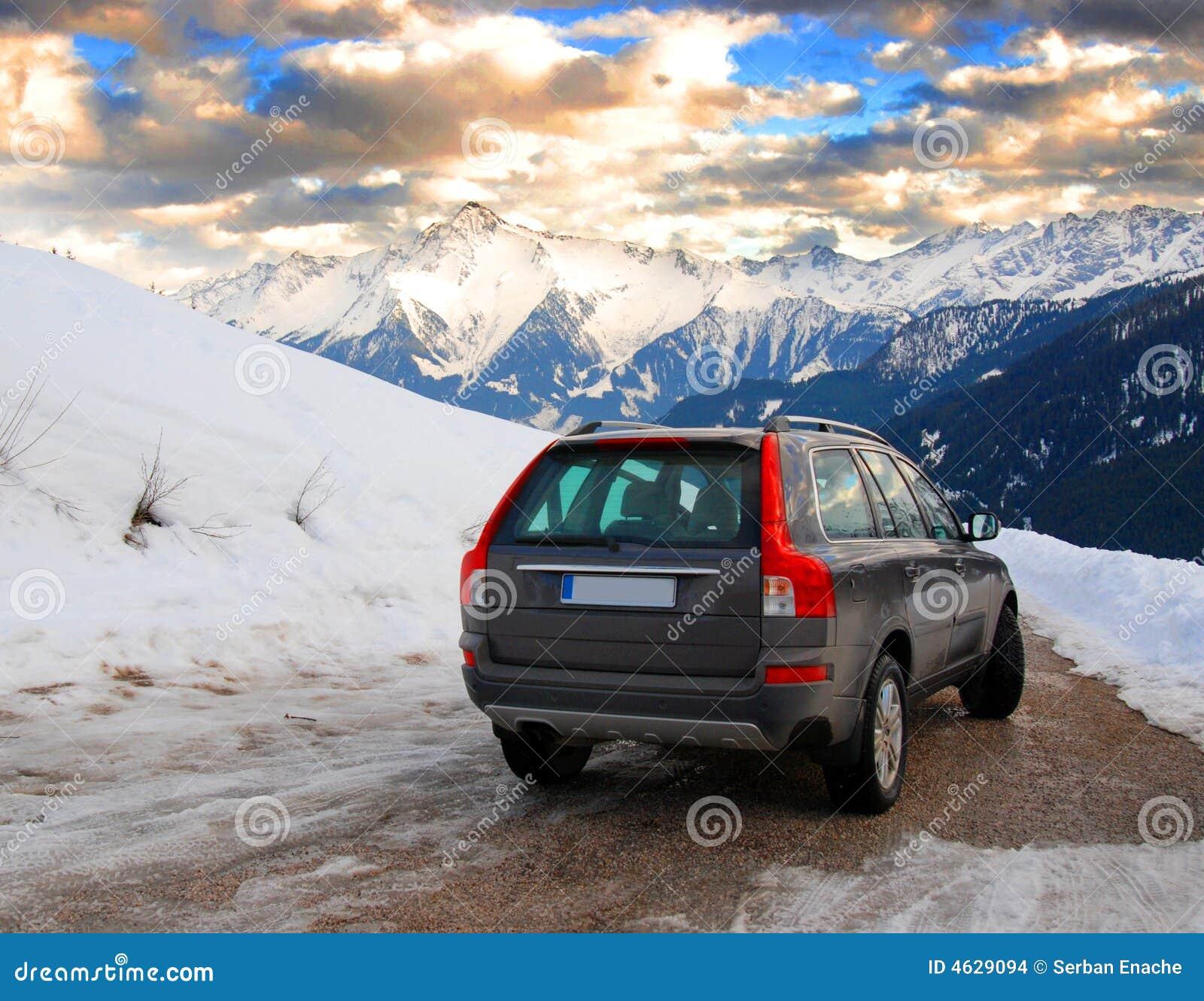 Het avontuur van de auto