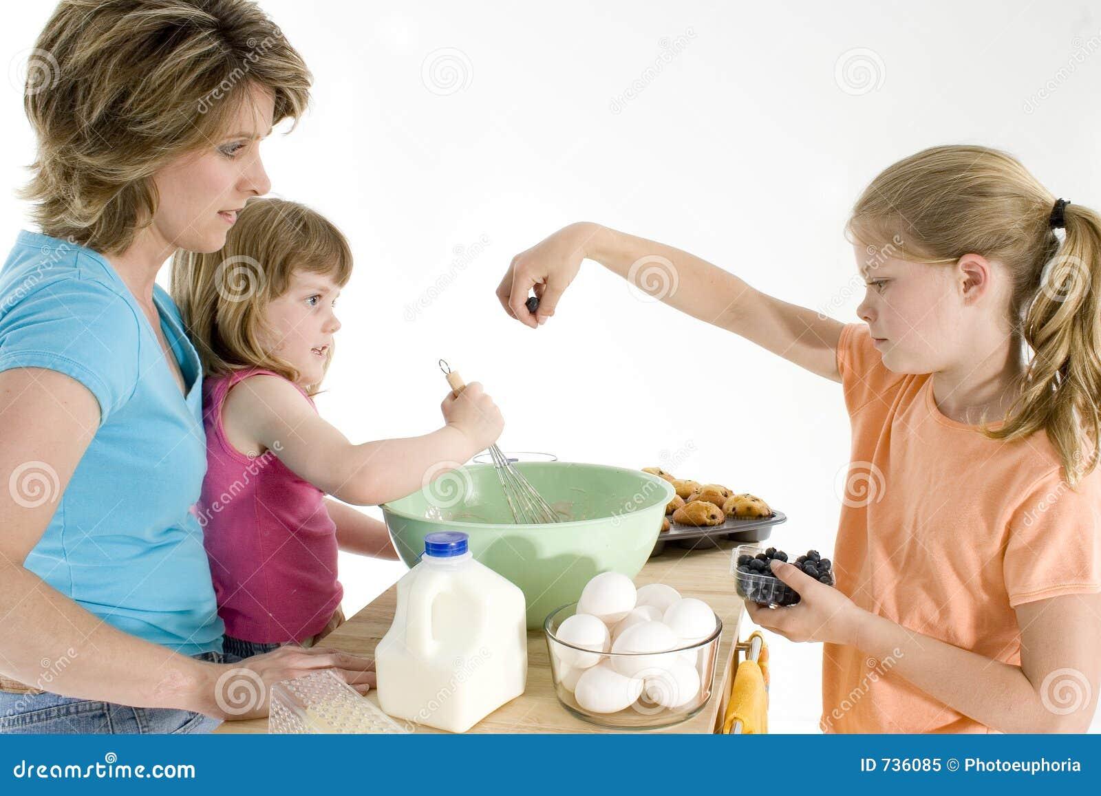 Het Baksel van de Dochter van de moeder
