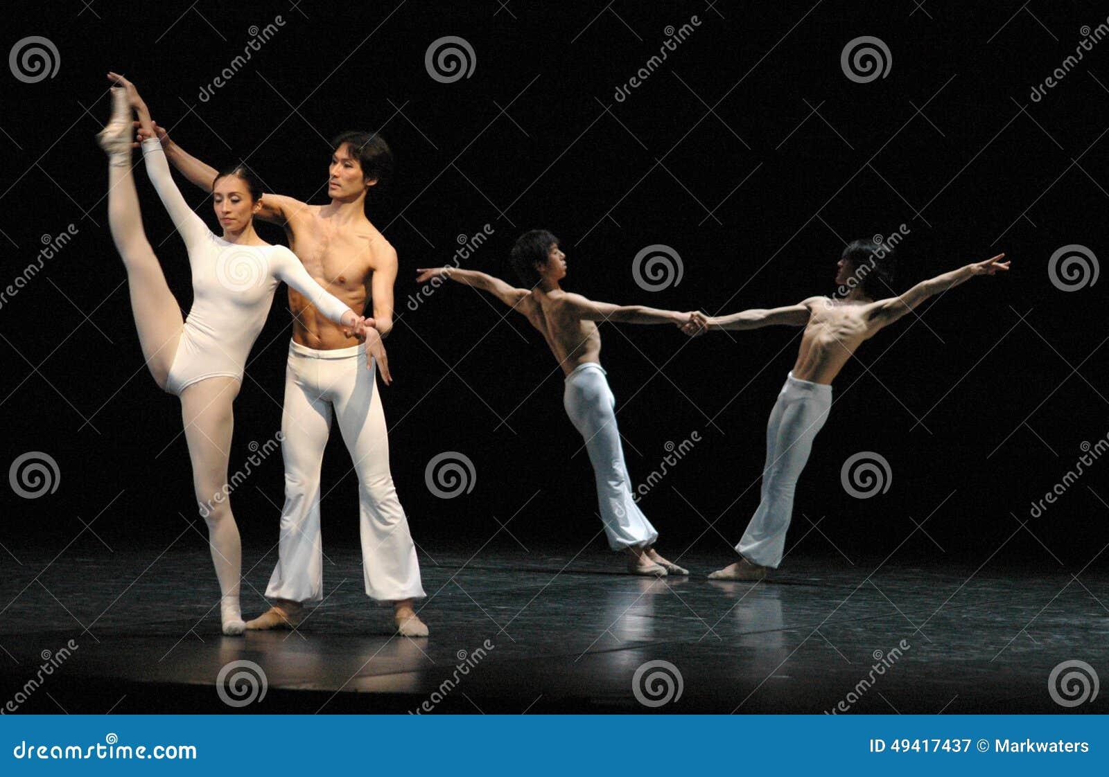 Het Ballet van Tokyo
