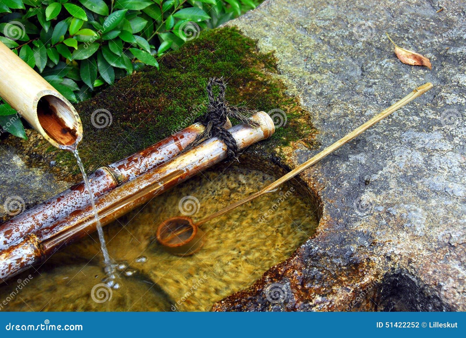 Het bassin van het Zenwater