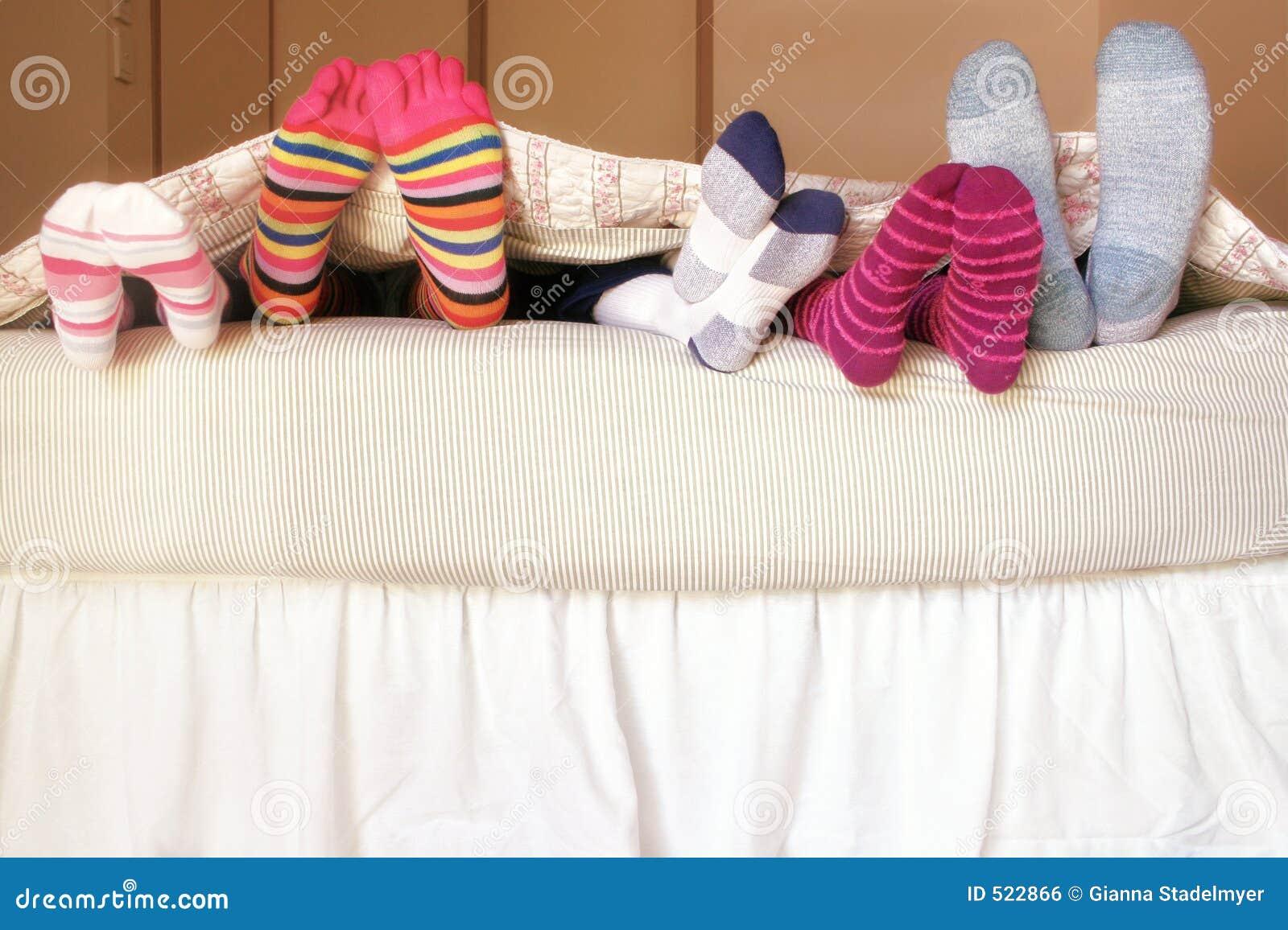 Het Bed van de familie