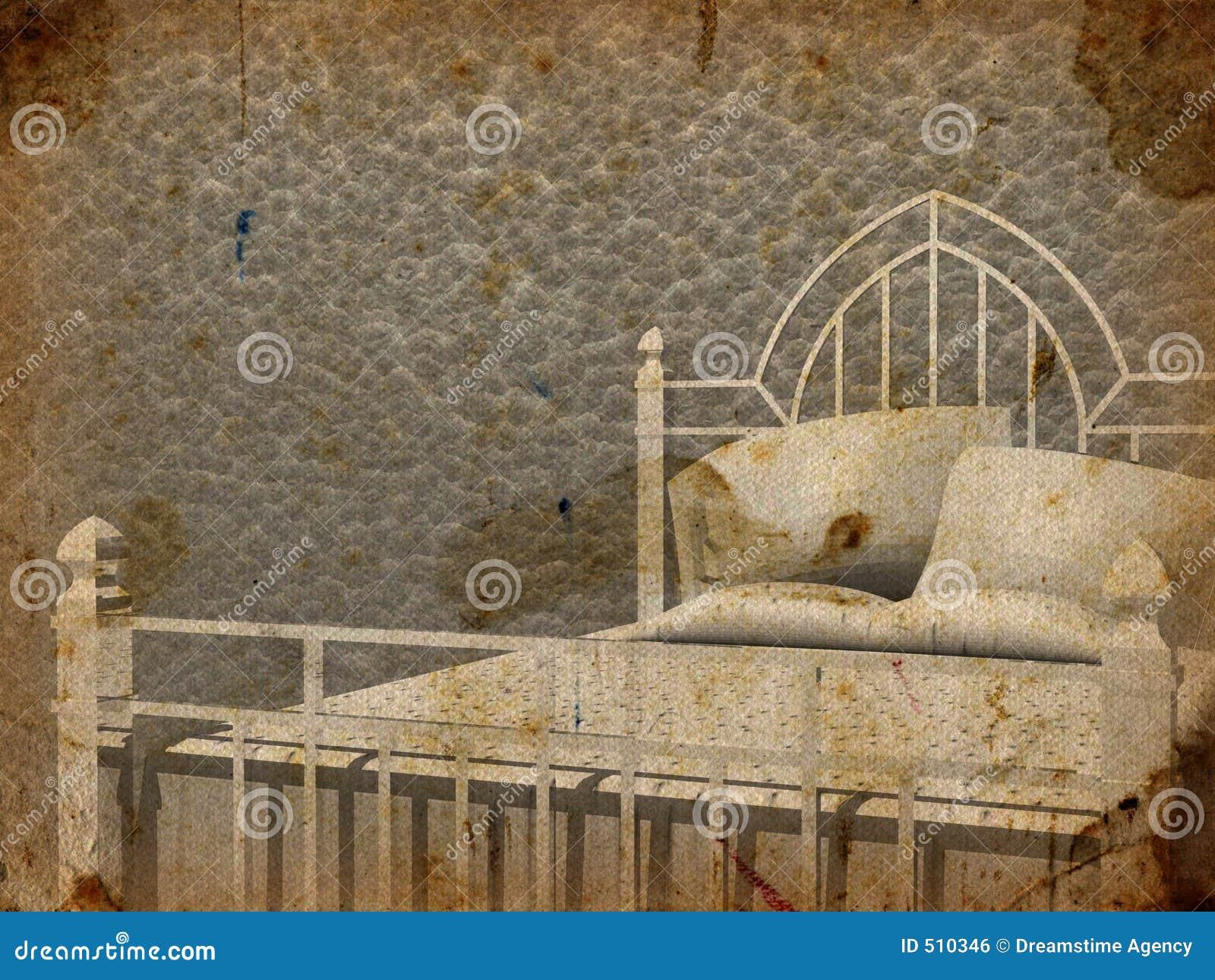 Het bed van Grandma´s