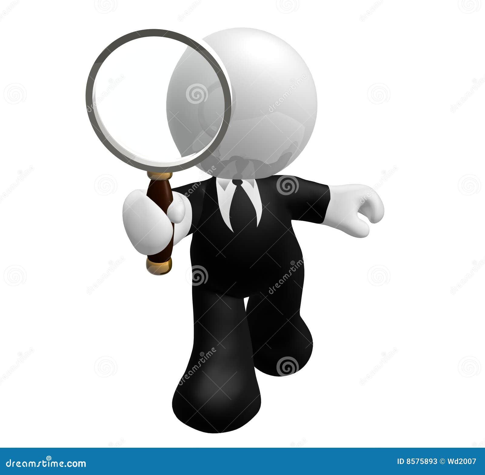 Het bedrijfspictogram zoek