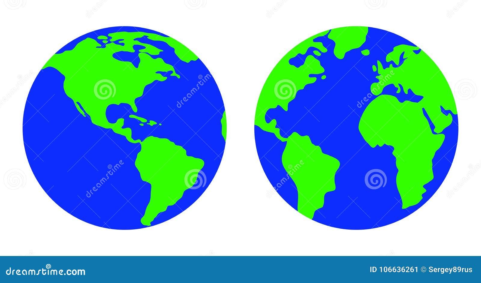 Het beeld van de aarde