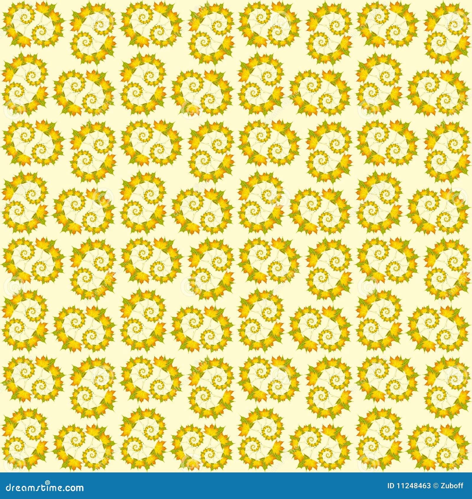 Het behang van de herfst stock illustratie afbeelding bestaande uit bloemen 11248463 - Behang van de jaren ...