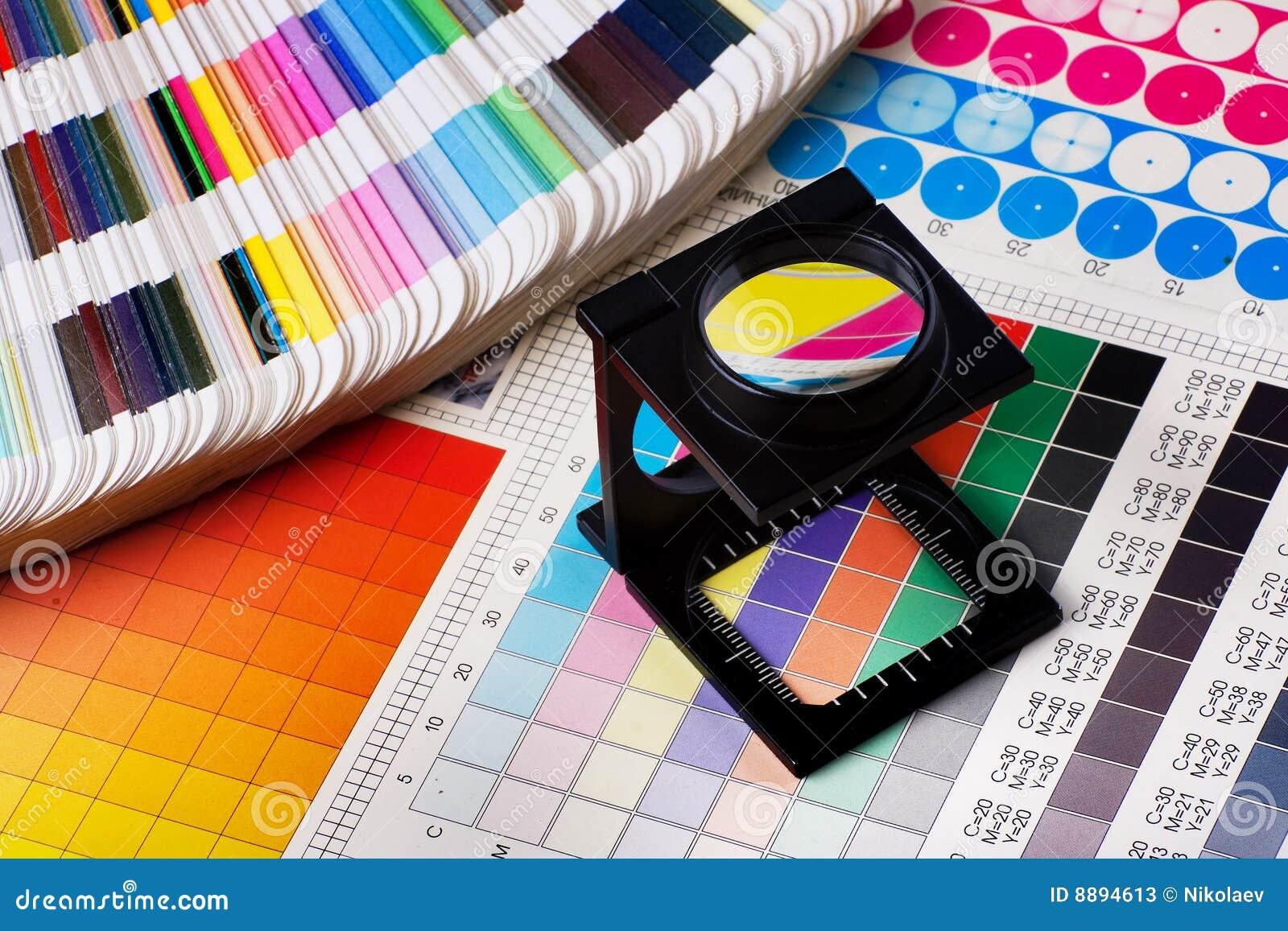 Het beheersreeks van de kleur