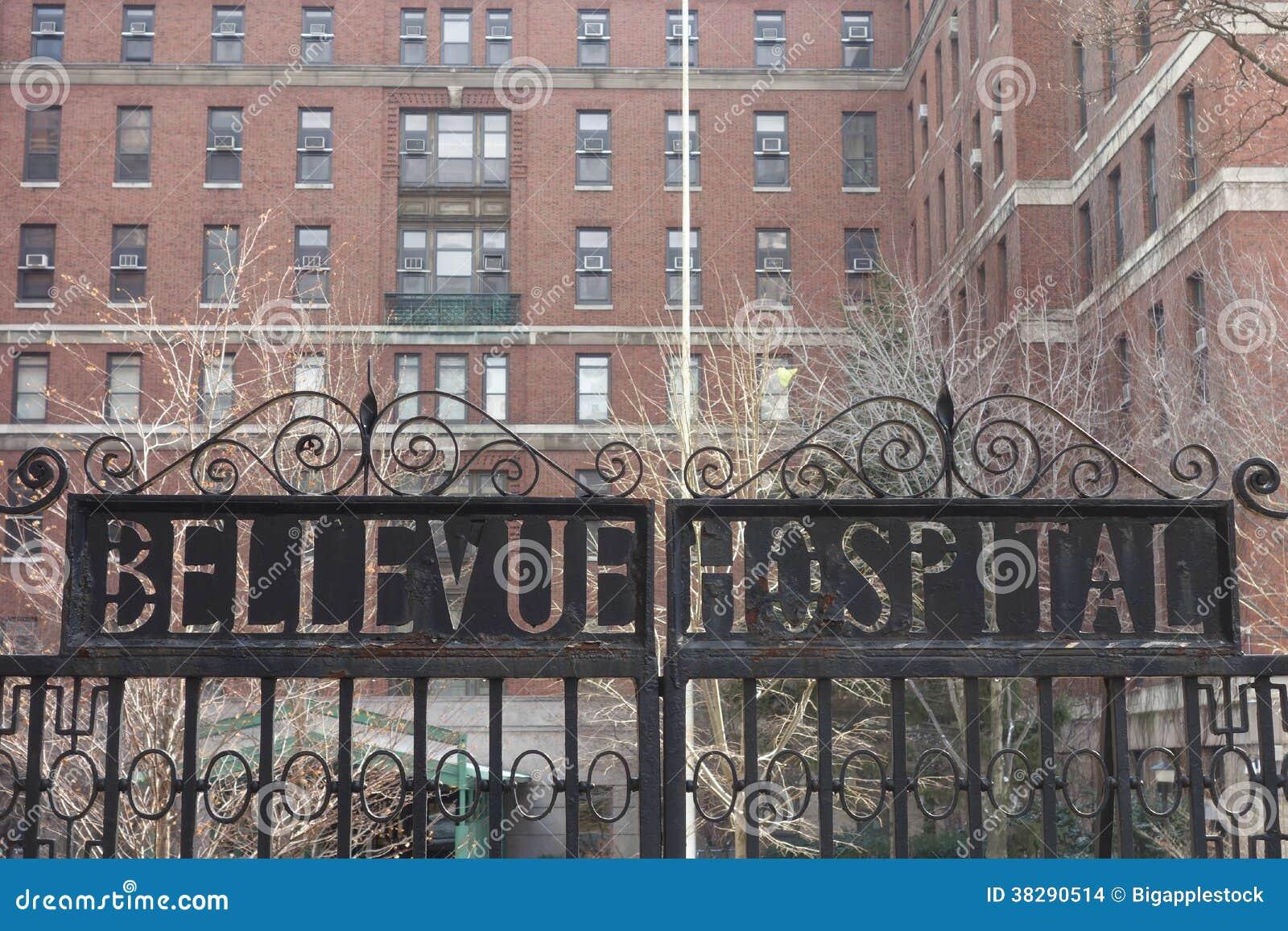 Het Bellevueziekenhuis
