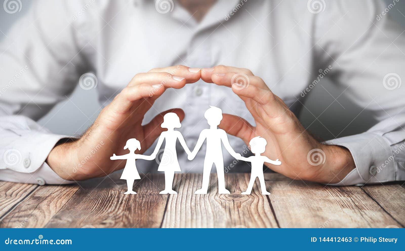 Het beschermen van Mijn Familie