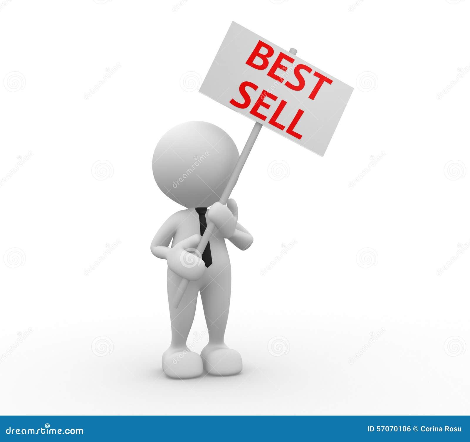 Het beste verkoopt