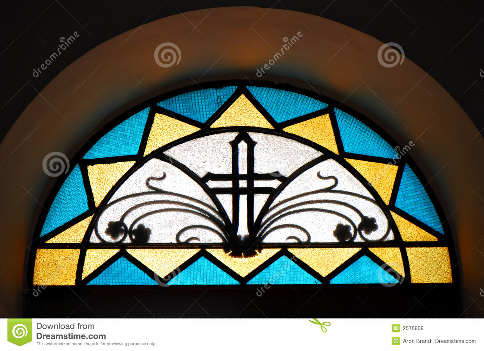 Het bevlekte licht van Jesus, gl