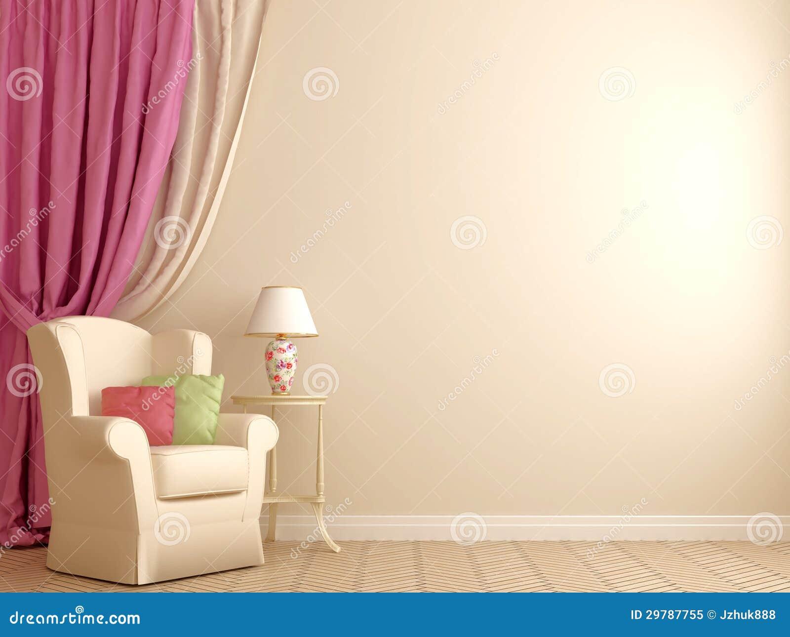 Gordijnen tegen een beige muur stock foto's– 19 gordijnen tegen ...