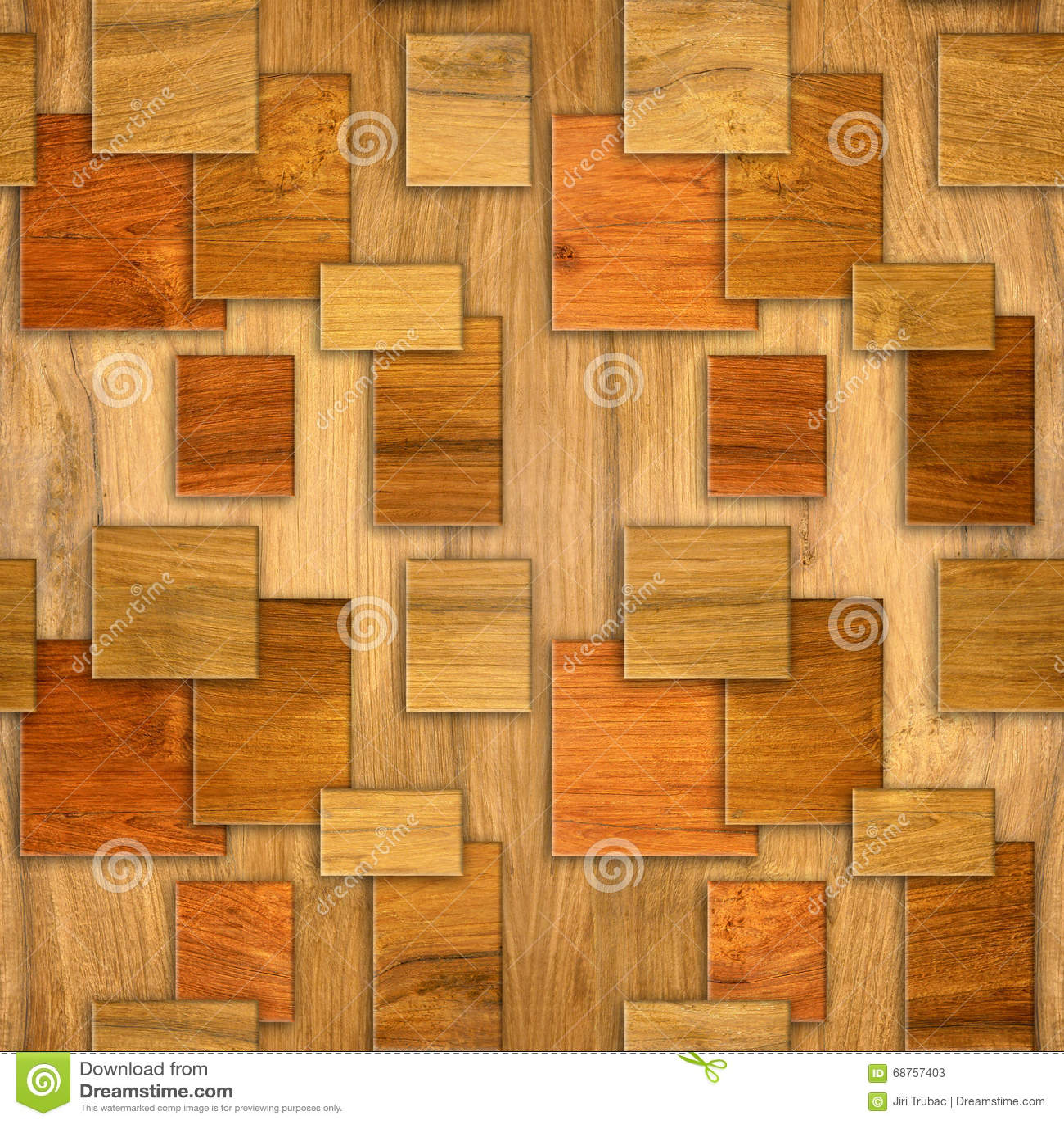 Het binnenlandse patroon van het muurpaneel - decoratief tegelpatroon
