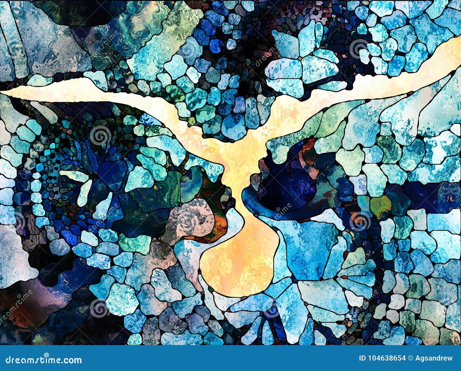 Download Het Binnenleven Van Kleurenafdeling Stock Illustratie - Illustratie bestaande uit kleurrijk, paar: 104638654