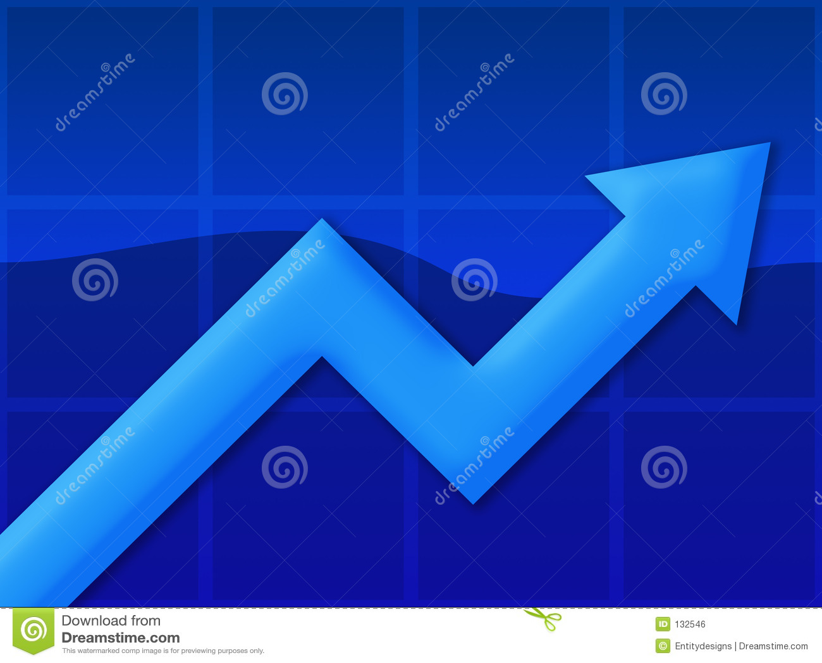 Het Blauw van de grafiek