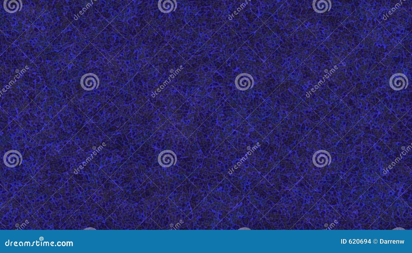 Het blauw van de truc