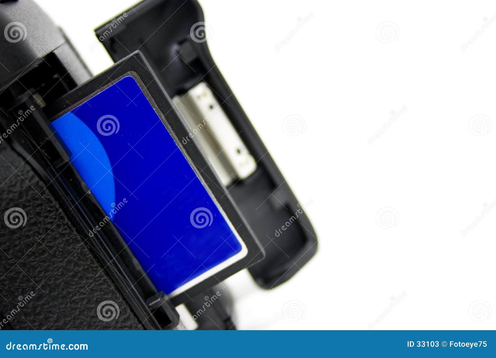 Het blauwe CF