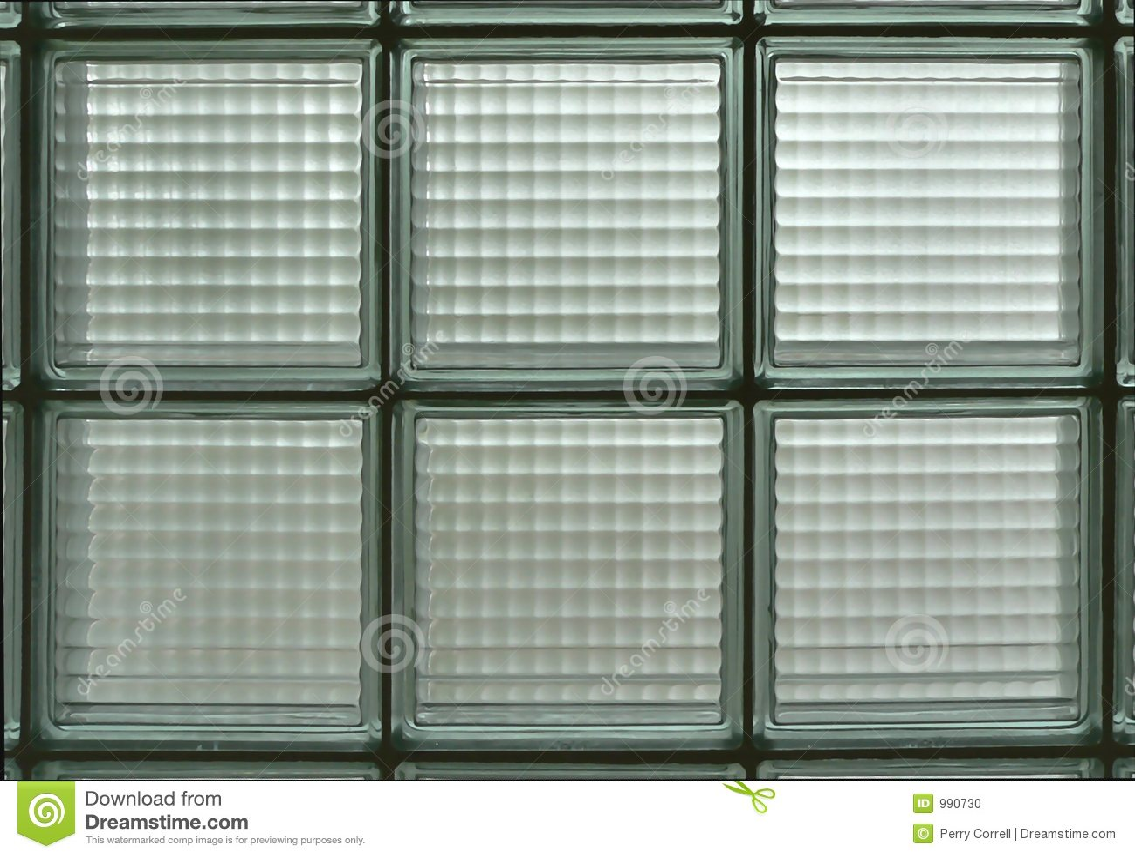 Het Blok van het glas