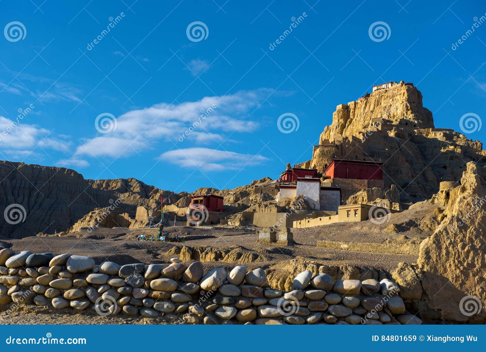 Het Bos van de Zhadagrond en Ruïnes van Guge-Koninkrijk