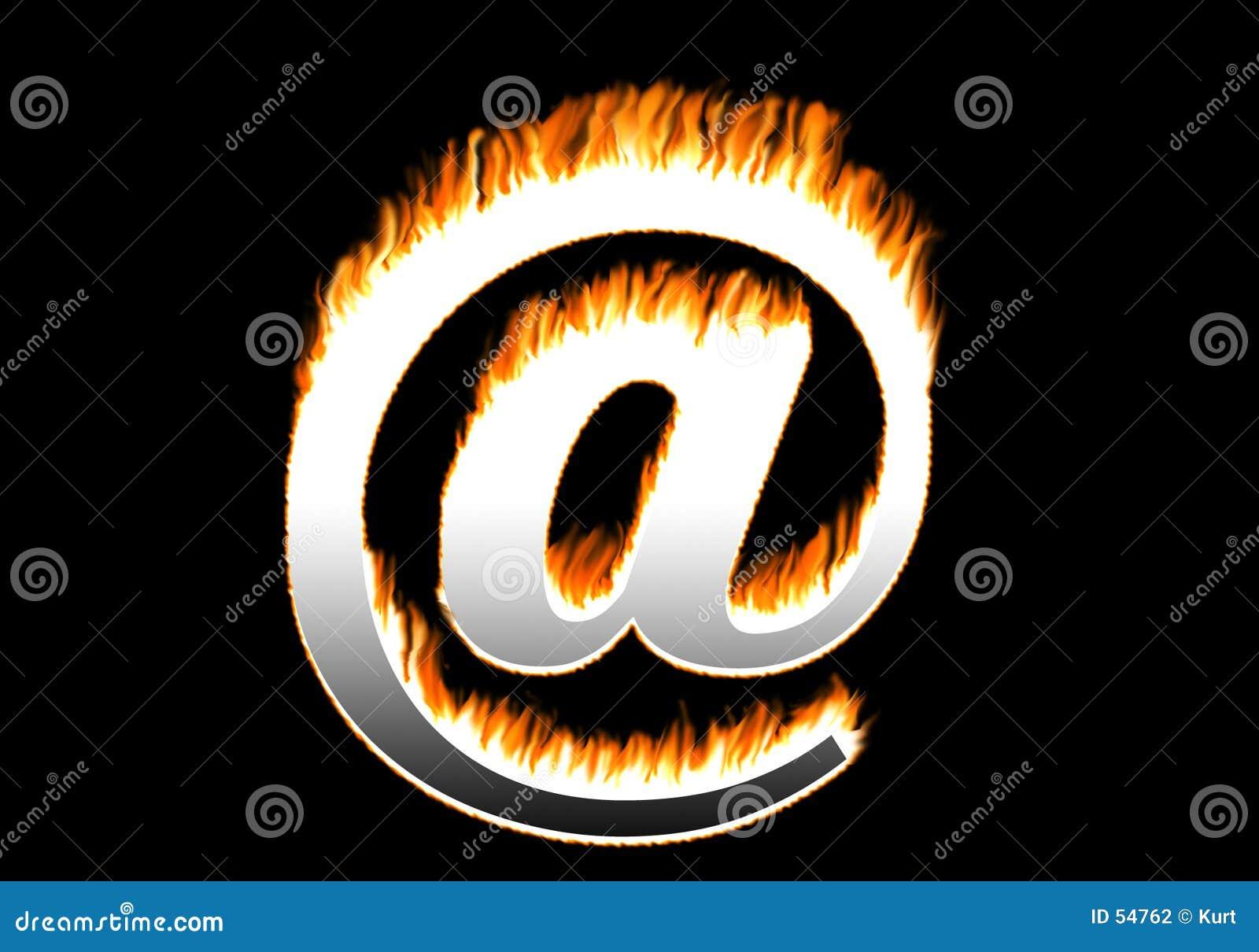Het branden @