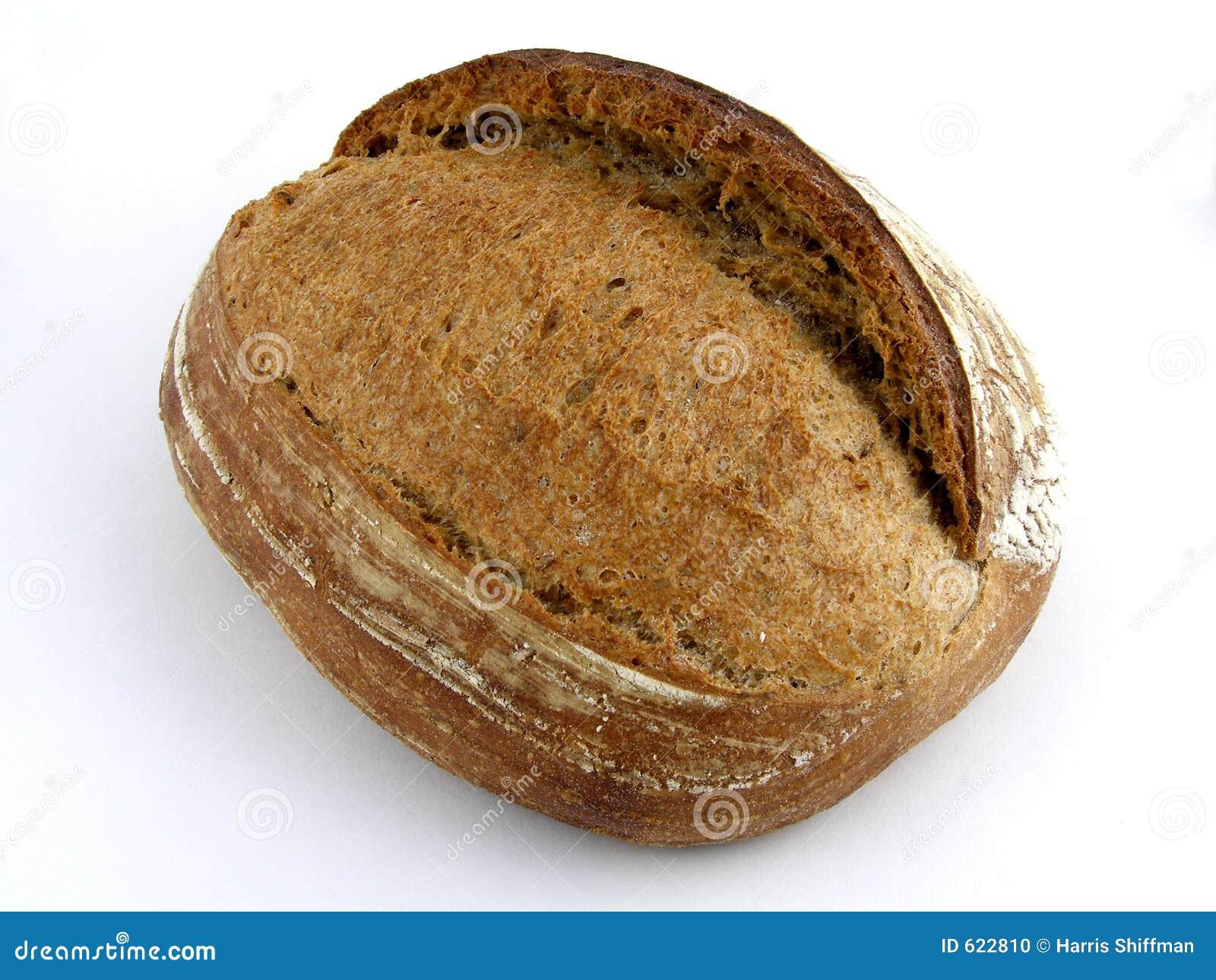 Het brood van de rogge