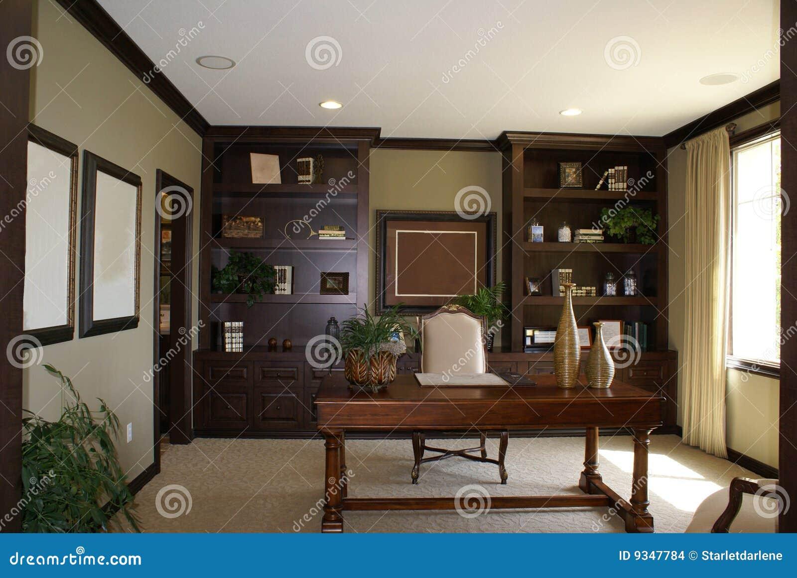 Het Bureau van het huis of Studie