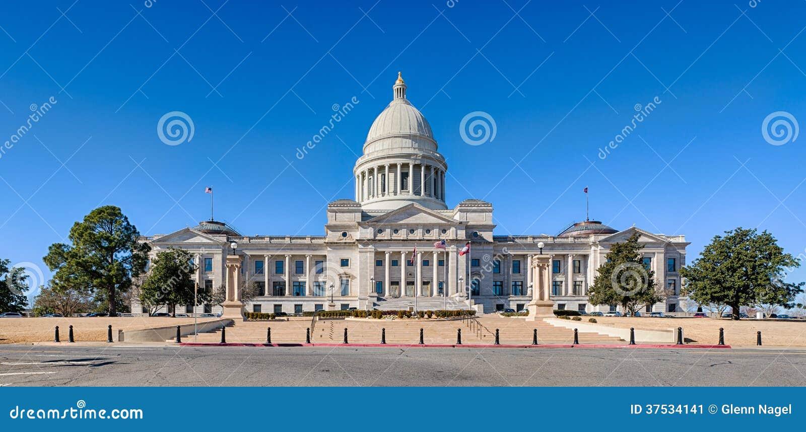 Het Capitool van de Staat van Arkansas