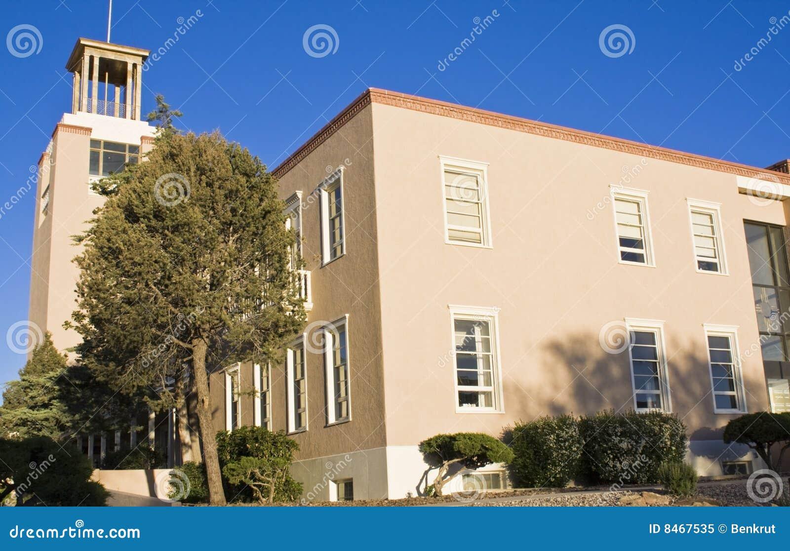 Het Capitool van de staat van New Mexico