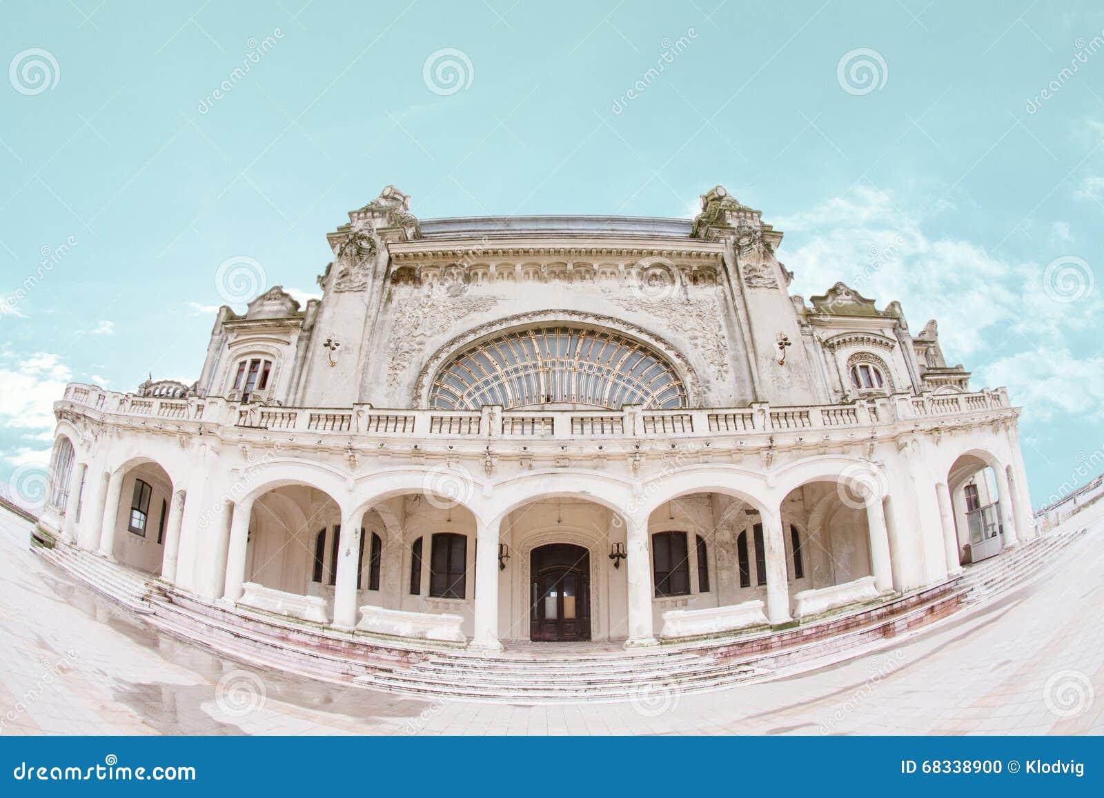 Het Casino van Constanta