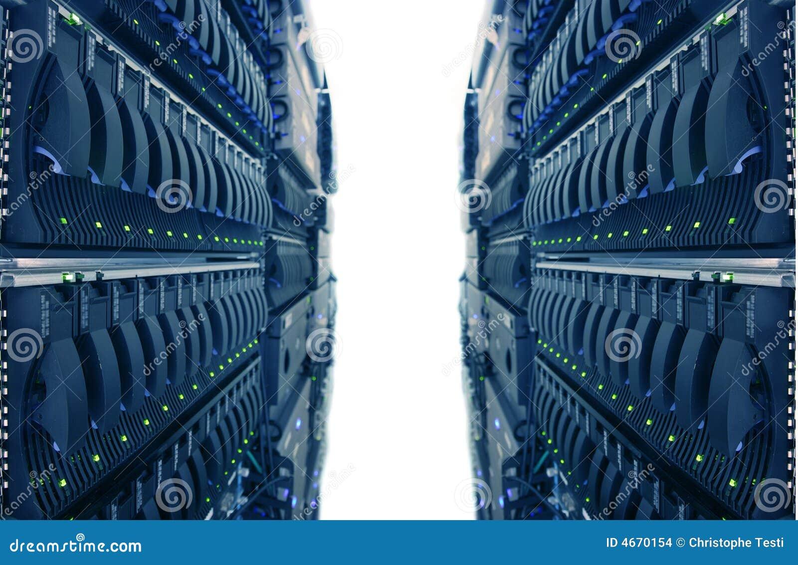 Het Centrum van de Gegevens van Internet