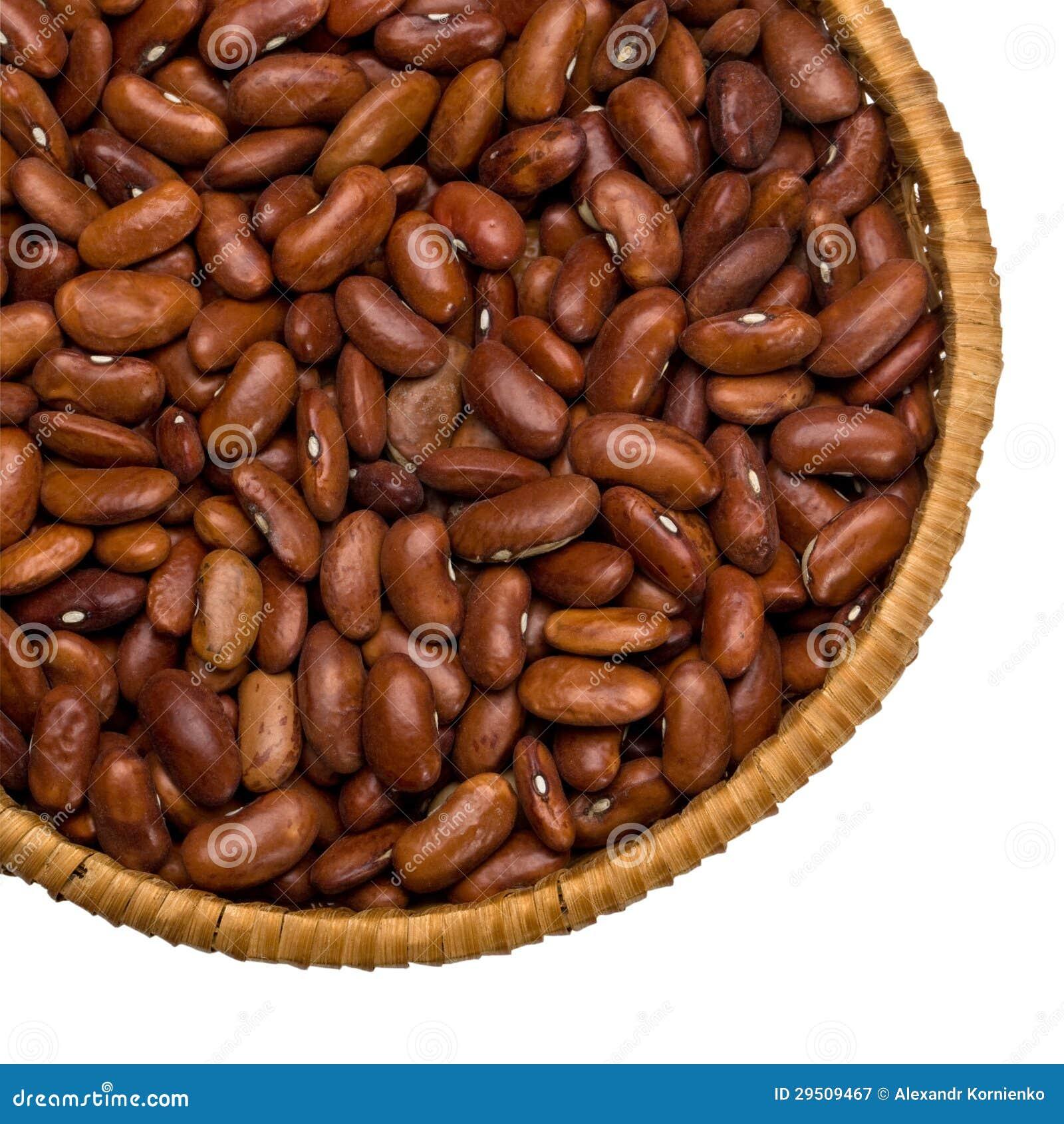 Het close-up van bonen