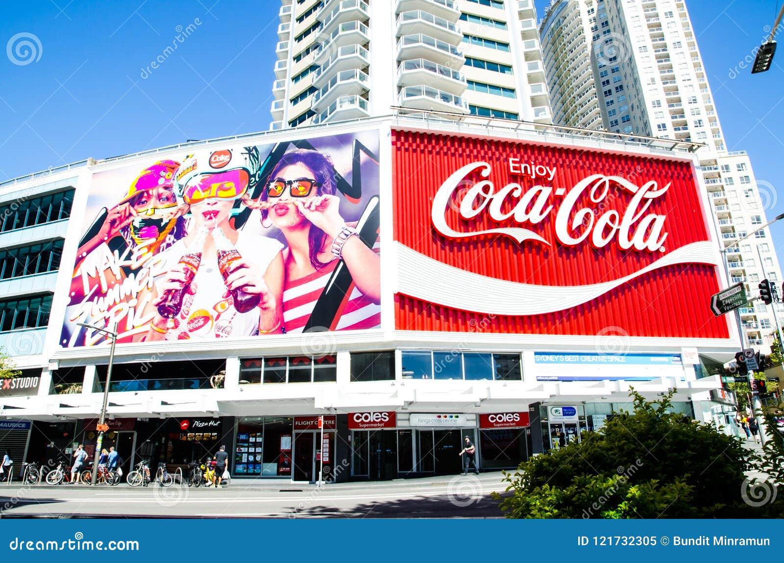 Het Coca-Cola-Aanplakbord in Koningenkruis wordt vaker beschouwd als iconisch oriëntatiepunt dan als reclame