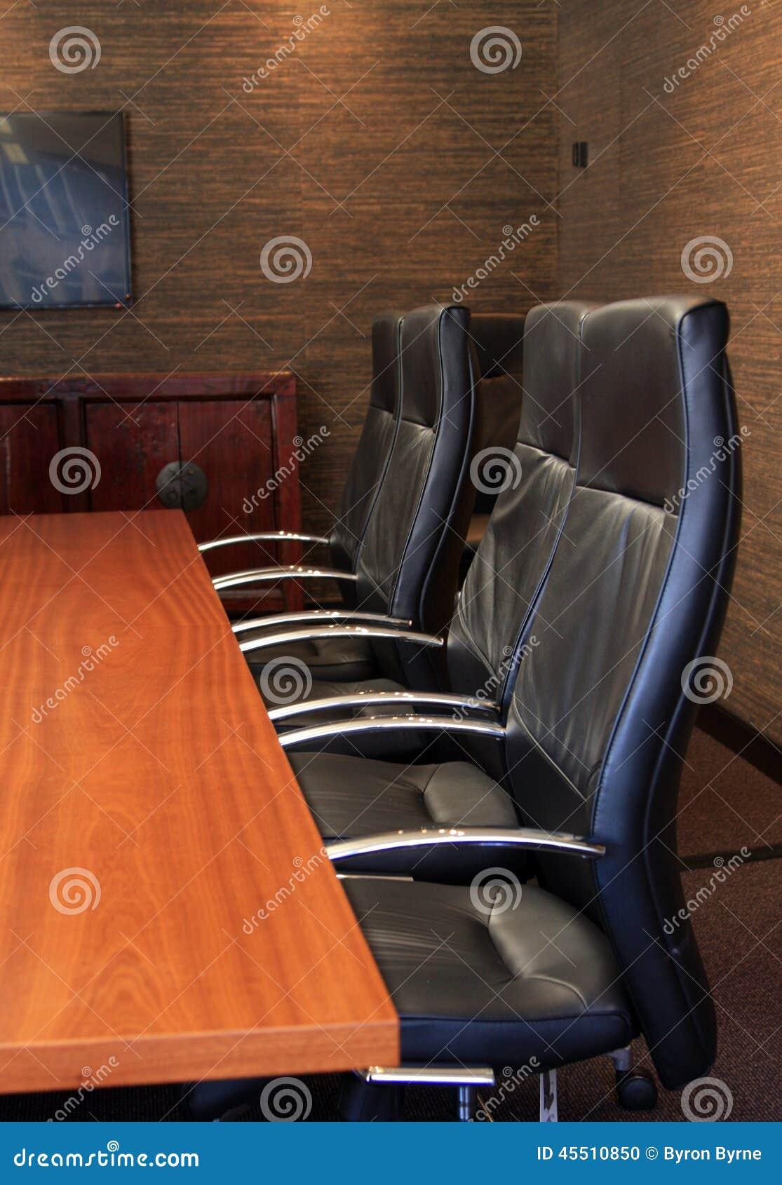 Het collectieve bestuurskamer plaatsen