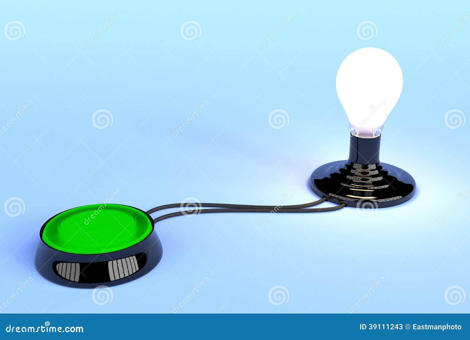 Het Concept van de ideeknoop