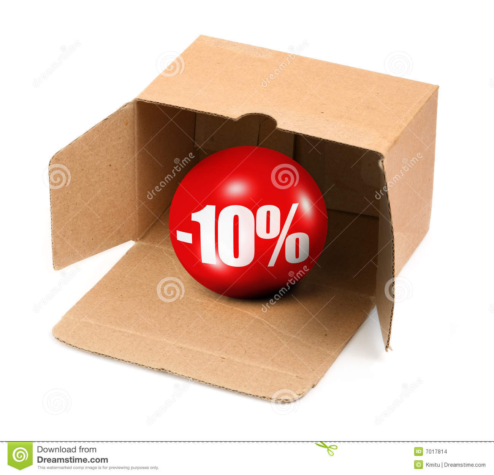 Het concept van de verkoop