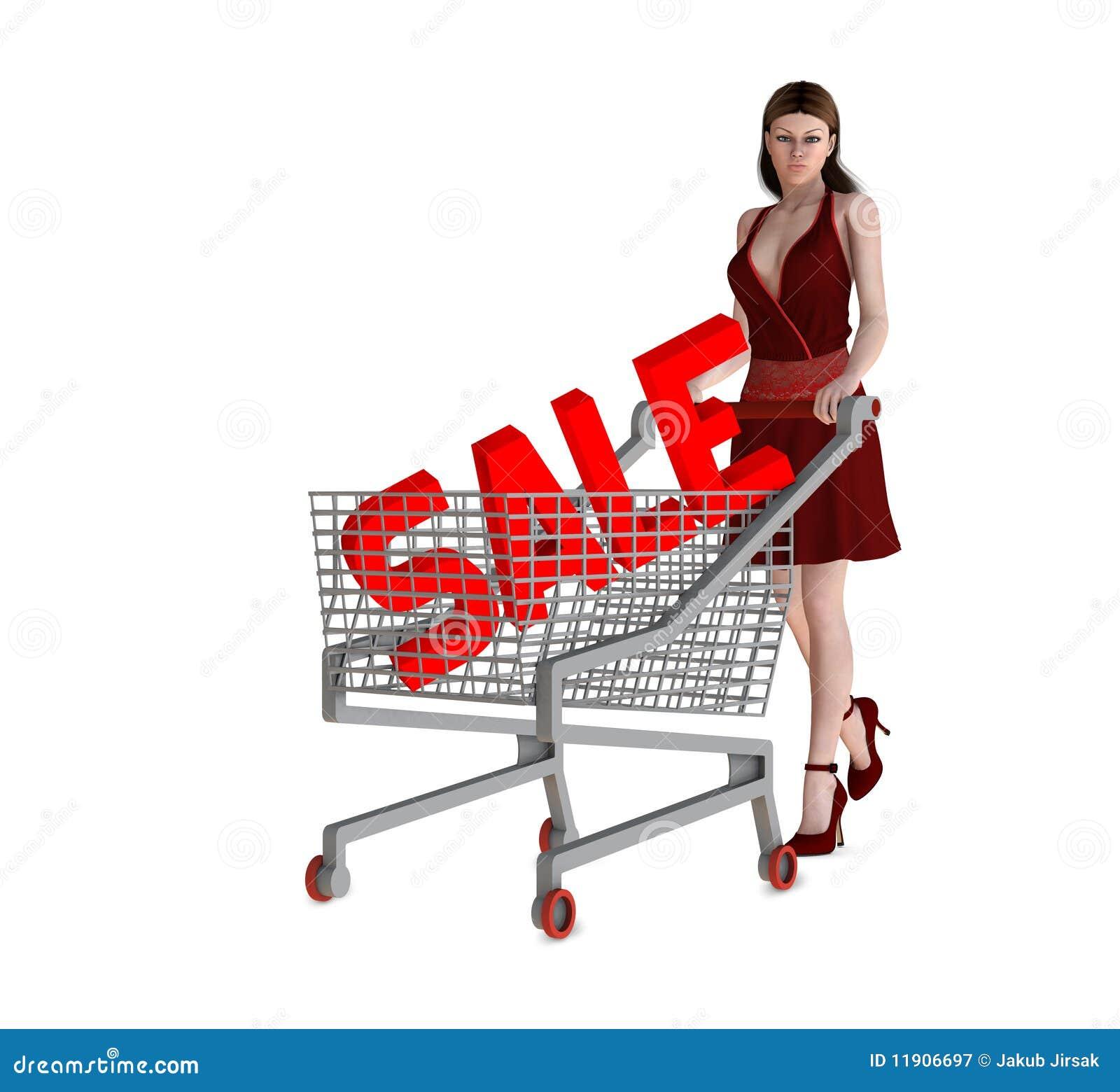 Het concept van de verkoop (consumentisme)