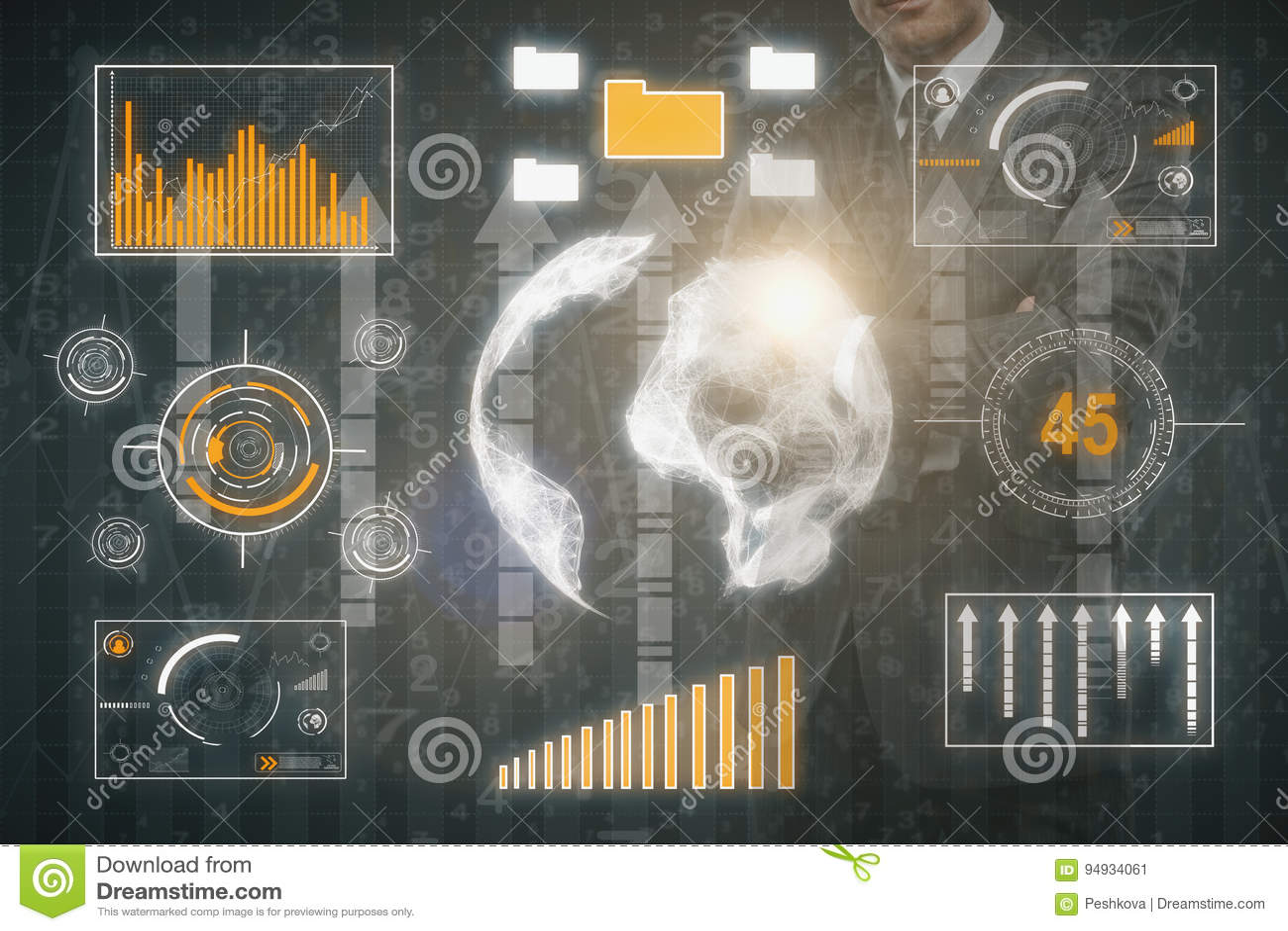 Het concept van gegevens