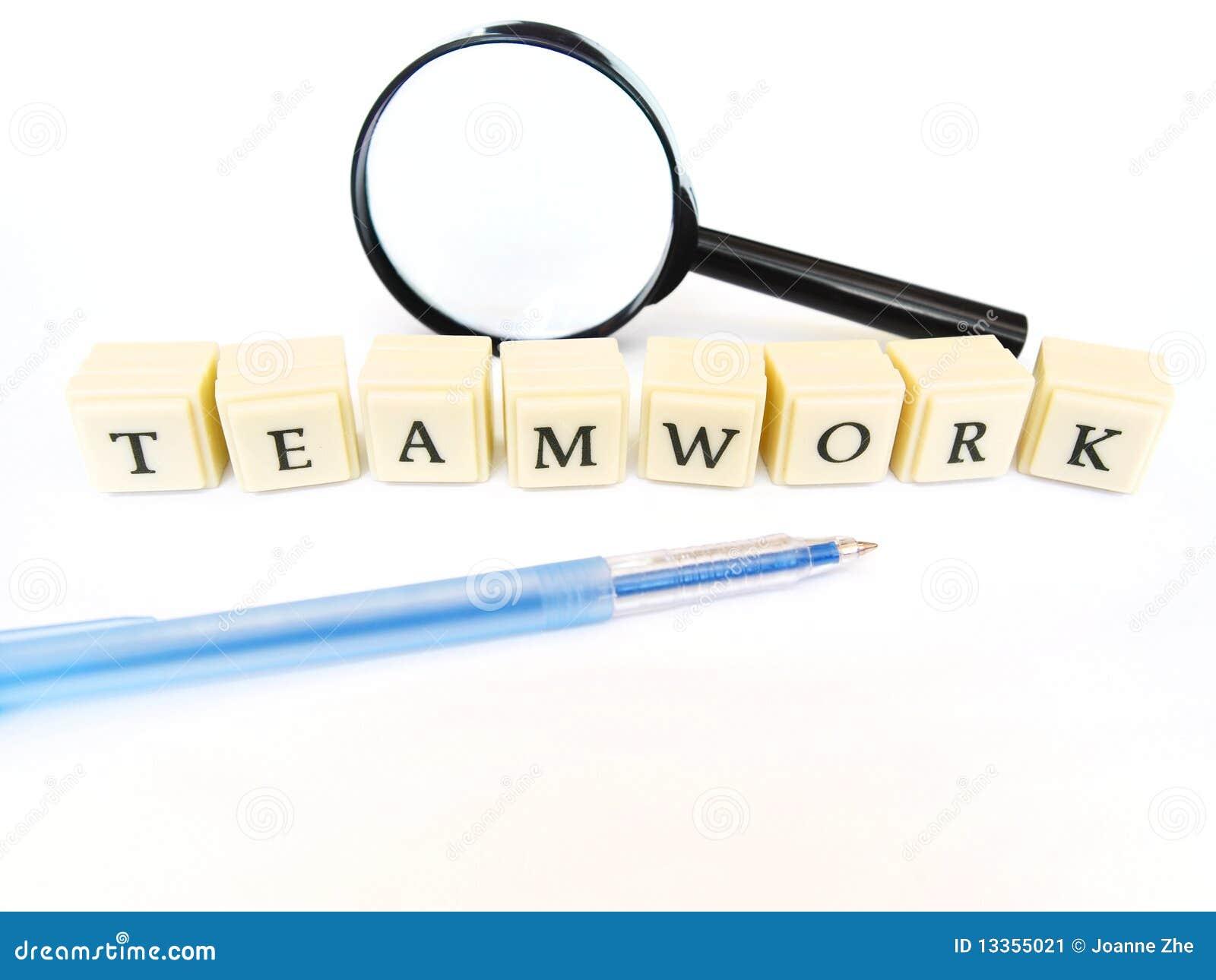 Het concept van het groepswerk