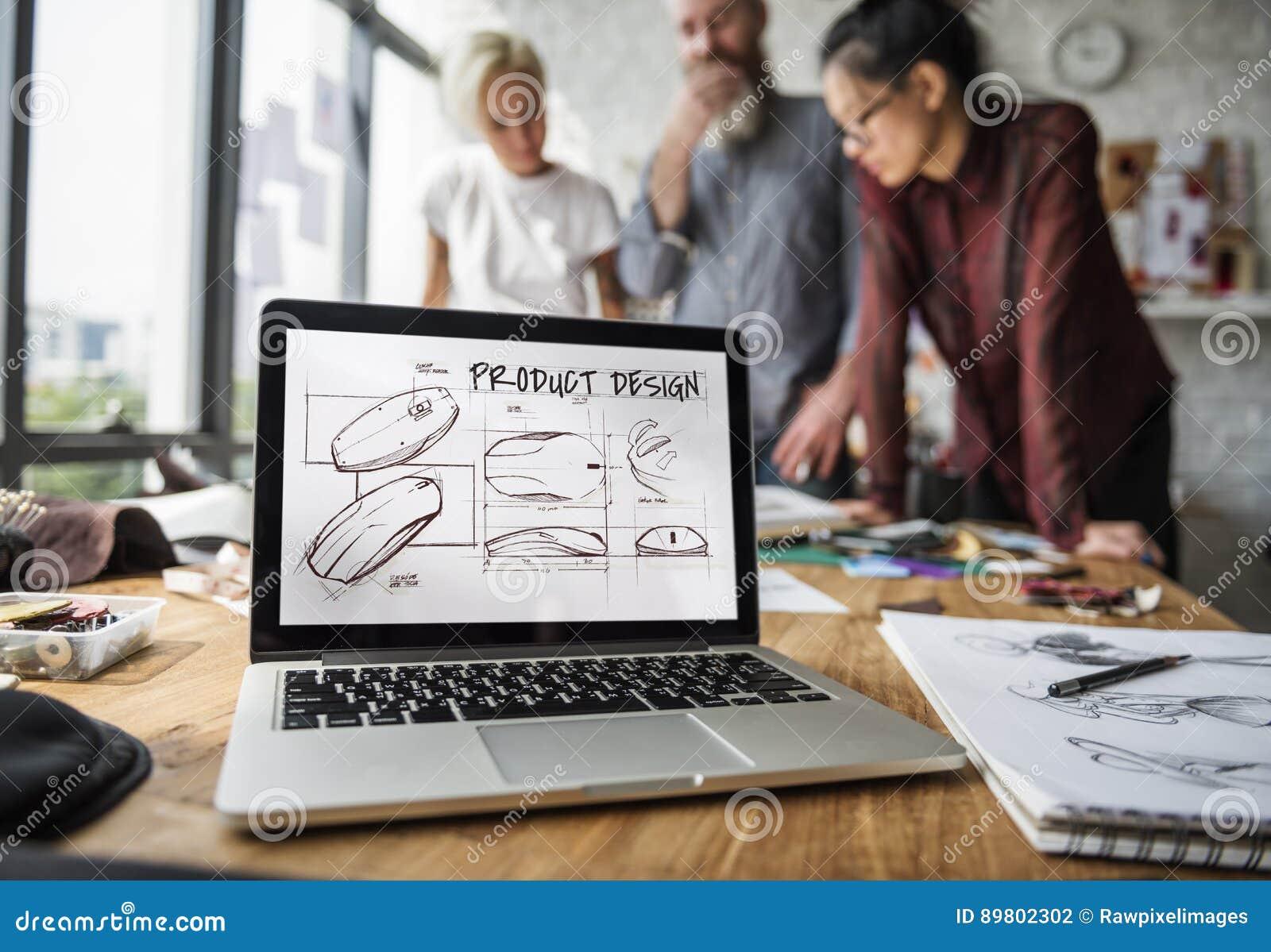 Het Concept van het het Productwerk van het planningsontwerp
