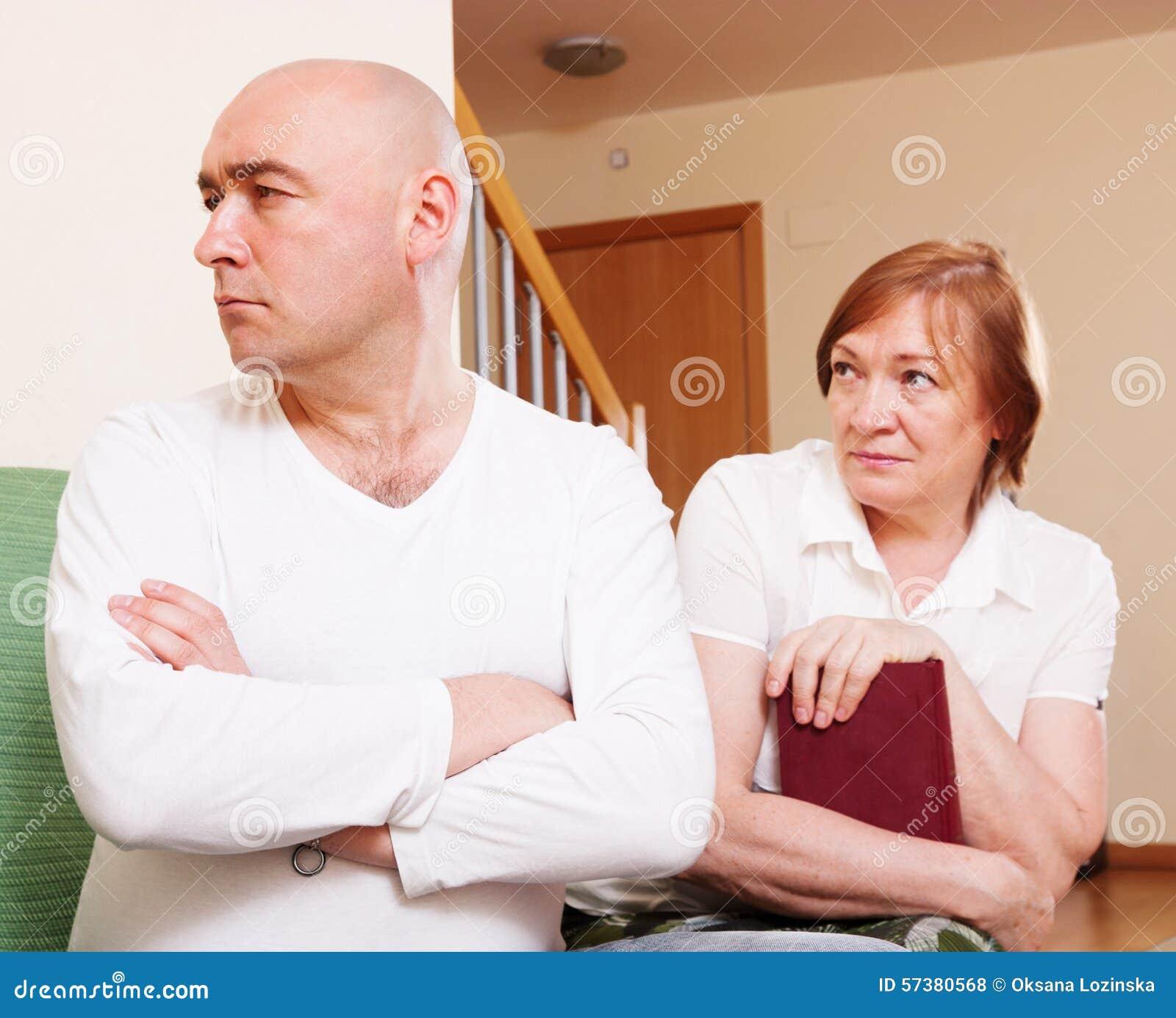 Het conflict tussen moeder en zoon