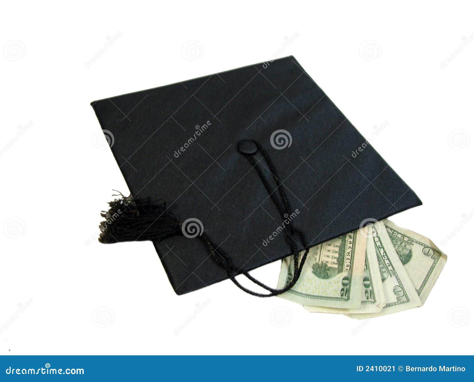 Het Contante geld van de graduatie