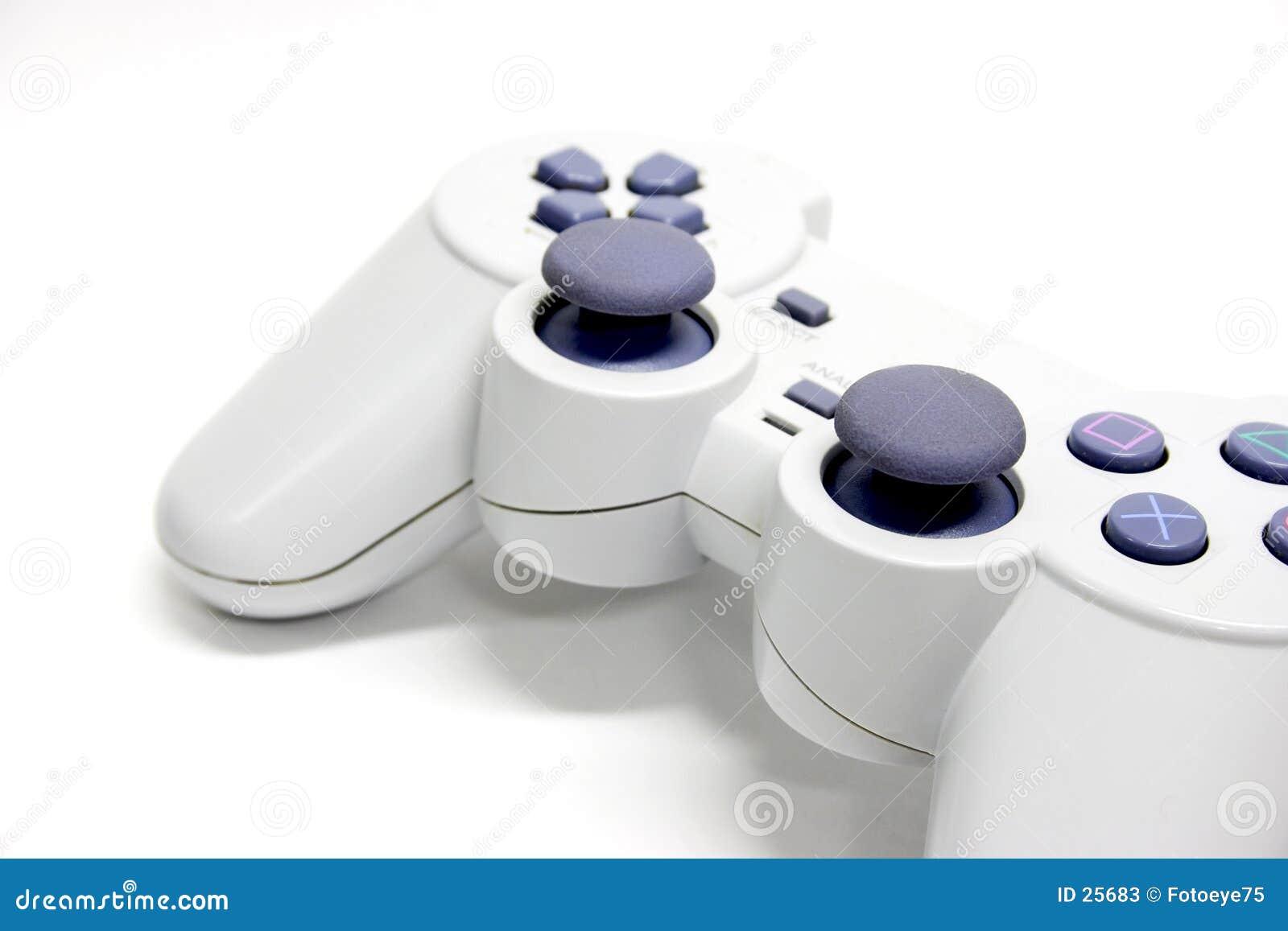 Het controlemechanisme van het spel
