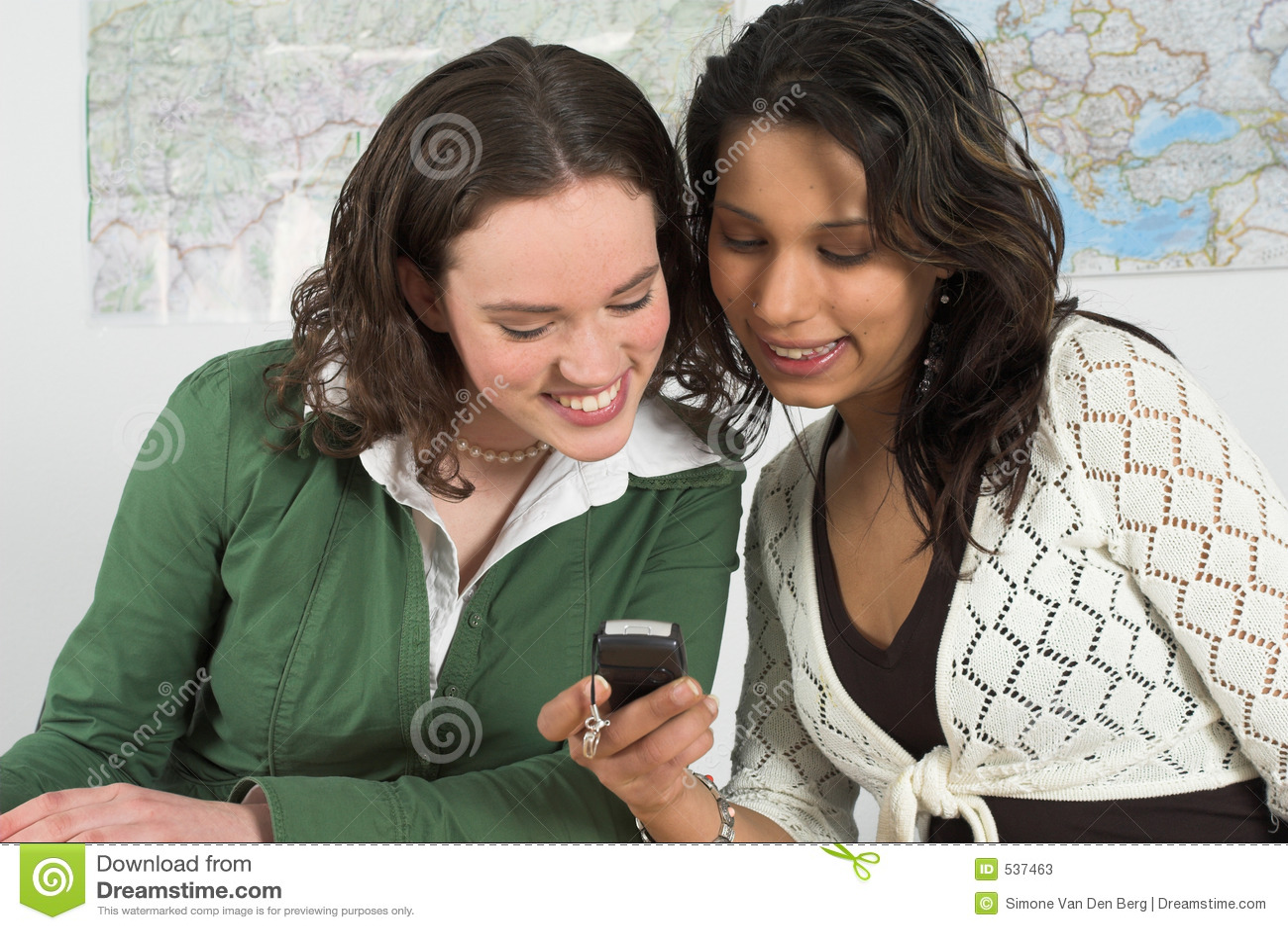 Het controleren van recentste sms